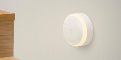 米家智能小夜灯:光感设计智能贴心,小巧身型随心置放