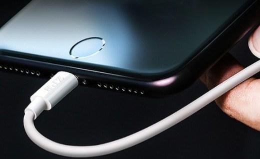 ZPB MFI认证苹果数据线:苹果原装芯片,支持2.4A快充,有效兼容