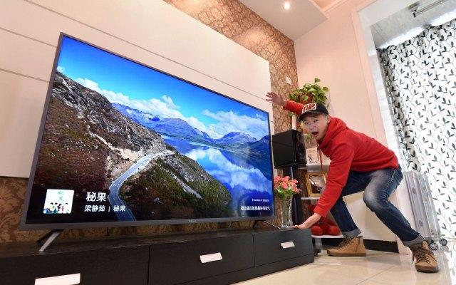不到6000块4K高清电视,配置画质堪比万元机 — 微鲸65D 4K平板电视机体验 | 视频