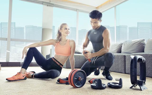 Move It 智能健身器