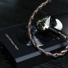 森韵乌金评测:一款动圈味十足的五单元动铁耳塞!