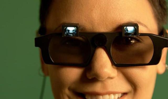 暴爽的虚拟&增强现实眼镜-castAR