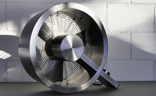 瑞士人发明的超强风扇,一台抵三台颜值突破天际