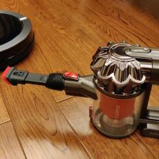 拦截微尘?;そ】?,让垃圾无所遁形,浦桑尼克P9 GTS无线手持吸尘器体验