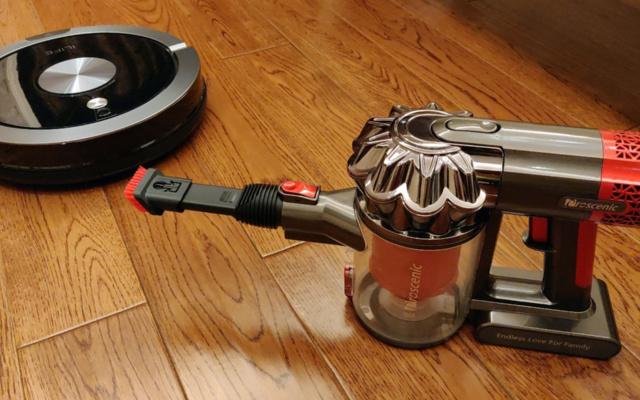 拦截微尘保护健康,让垃圾无所遁形,浦桑尼克P9 GTS无线手持吸尘器体验