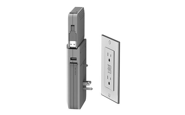 TouchofMordenFuelBox2in1充电器