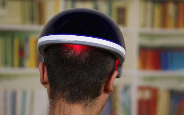 控油生发即戴即用,这头盔让我重回18岁 — SPARK 激光头盔体验