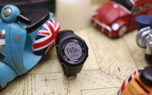 SPOVAN户外GPS智能表体验:高颜值多功能超赞