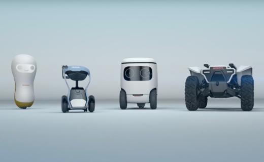机械革命的前奏!本田将在CES发布四款机器人