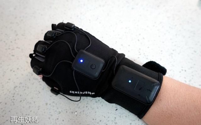 铁甲钢拳逼近!手势体感控制的格斗机器人