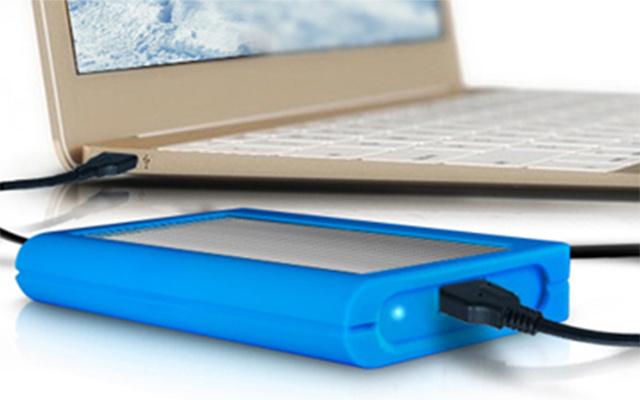 Caldigit加州数位 三防USB-C移动硬盘