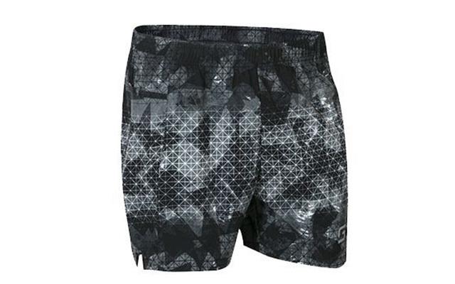 马威(MaxWin)印花短裤
