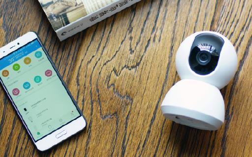 看家护院神器,360°视角侦测米家智能摄像机   视频