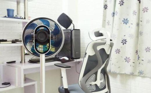 告别空调病,在家也能享受自然风,莱克魔力风F501D智能循环扇测评