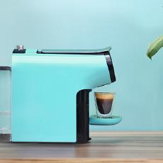 用了心想Shot智能胶囊咖啡机,瞬间有了开间胶囊咖啡馆的冲动