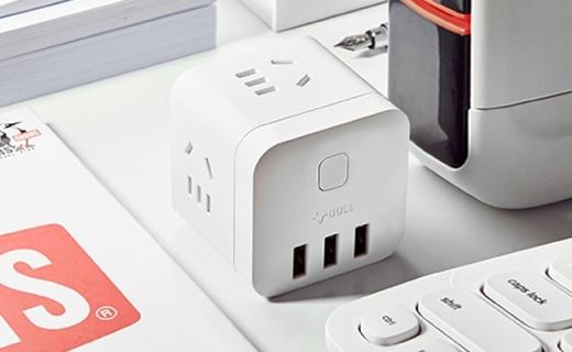 公牛USB插座:无线解放束缚,变身数码智能充电站