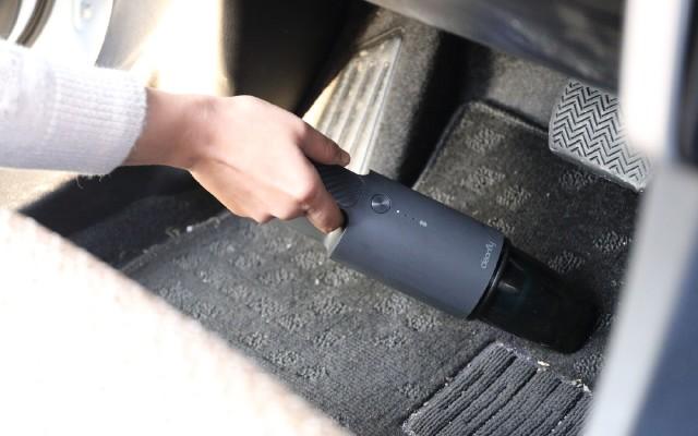 爱车除尘必备用品——清蜓车载便携吸尘器轻体验