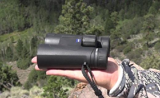 蔡司Terra双筒望远镜:玻璃纤维镜身,10倍放大演出旅行都能用