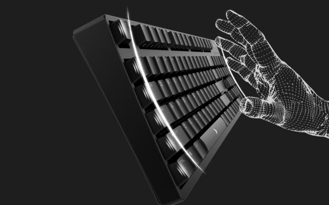 钛度 TKM320 电竞机械键盘
