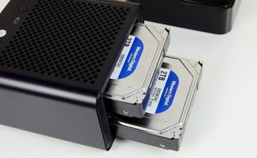 稳定、高效的数据存储管理方案—奥睿科硬盘柜加西部数据蓝盘体验