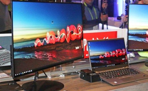 ThinkPad发布2018全系新品:X1 Carbon搭载2K触屏