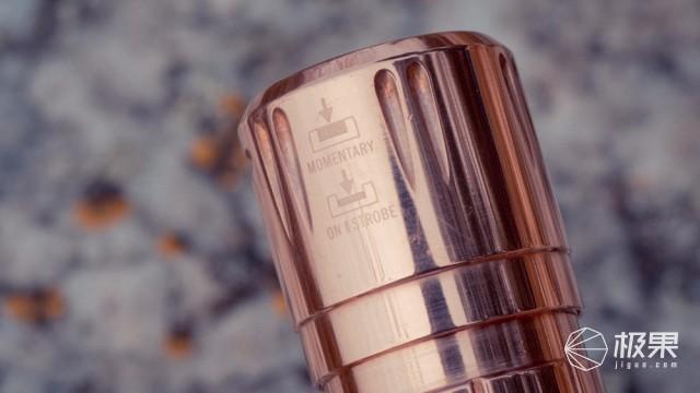 功能把玩样样行——OlightM2R全铜版使用评测
