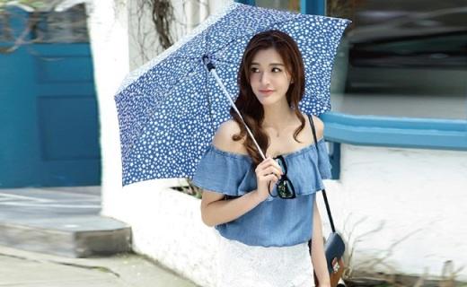 SPF Company晴雨伞:小巧轻量超强防晒,伞骨结实耐用