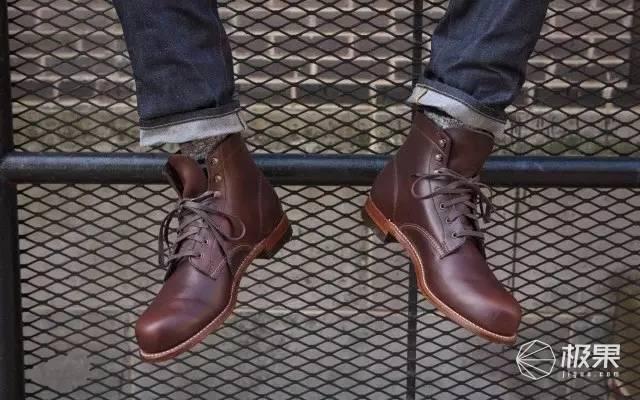RedWing9011皮靴
