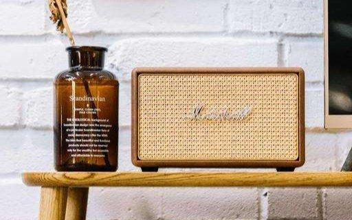 Marshall推蓝牙音箱,全国限量499台!