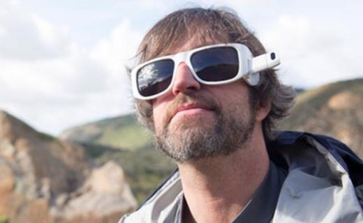 能录像的智能眼镜,1秒快速记录精彩瞬间