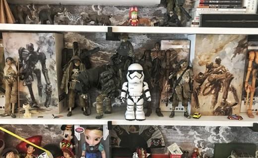 """""""玩具之家""""的新宠--第一军团冲锋队员机器人"""