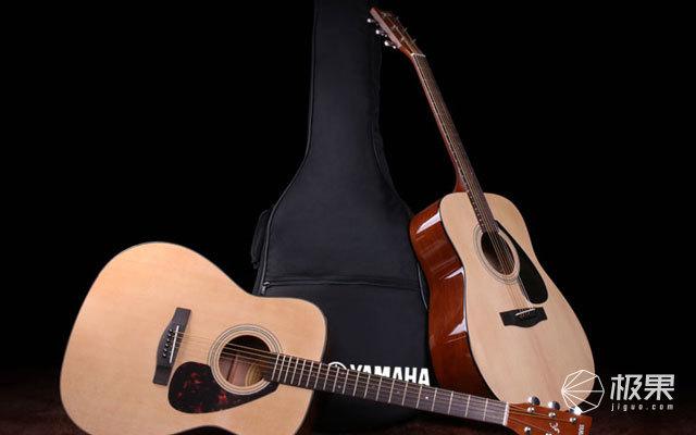 雅马哈(YAMHA)F310民谣吉他