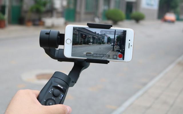 全新唤醒你的拍摄灵感-魔爪Mini-MI稳定器测评