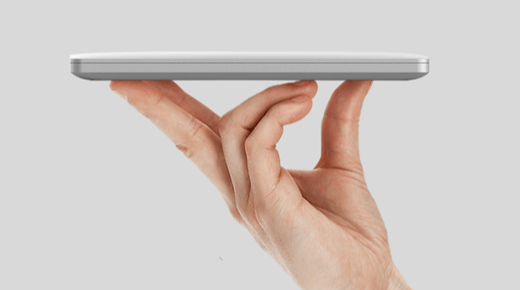 GPD掌上电脑:7英寸大小,双系统屏幕媲美MacBook