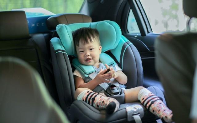 关爱儿童,安全出行第一道屏障——虎贝尔儿童安全座椅!