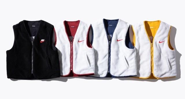 破天荒!Nike联名supreme推系列服饰,14k金耳环亮瞎眼