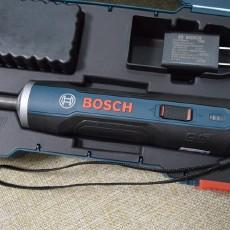 居家小帮手: BOSCH博世GO电动螺丝刀