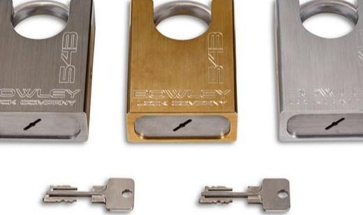 传统挂锁也能更安全,试试这个新专利产品!