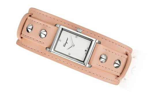 手表也要优雅,连赫本都爱的菲拉格慕又发新腕表啦