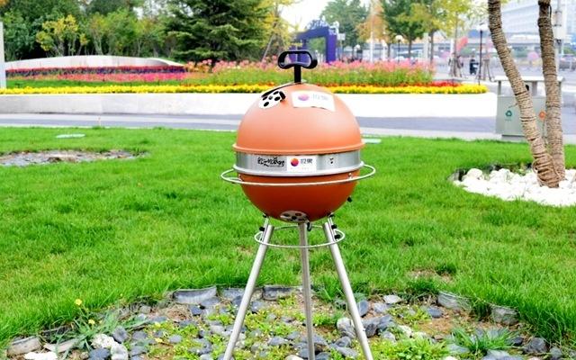 新派烧烤三合一,独特享受新体验 — 欧文的派对星球创意烤炉体验