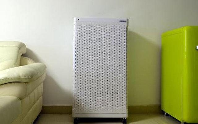 空气净化器当中的巨无霸,还能改造为室内新风系统 — 安美瑞X8空气净化器体验