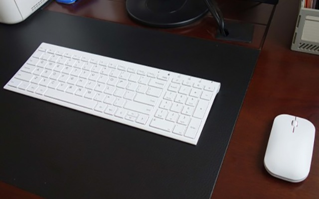 颜值高 轻薄便携,无线静音键盘鼠标了解一下 — 航世HW193D无线键鼠套装体验