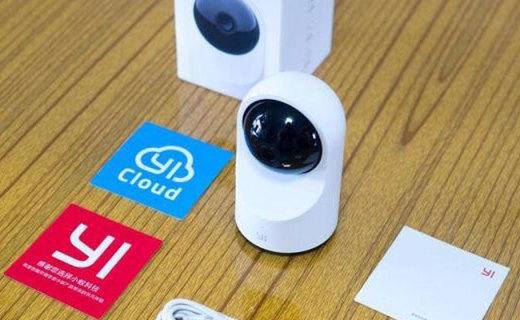 小蚁智能摄像机3首发体验,超广角镜头监控房间无死角