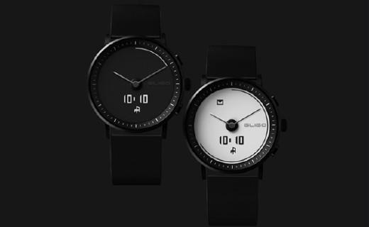 智能腕表也玩电子墨水屏,支持30米防水续航超半年!