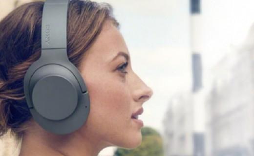 索尼WH-H900N立体声耳机:高解析度音频,智能降噪出众音质