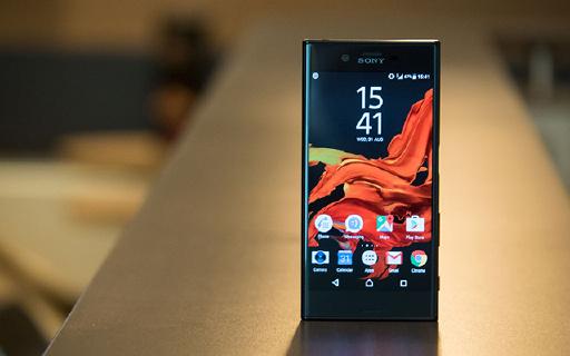 索尼新旗艦手機Xperia XZ,5軸防抖拍照更強