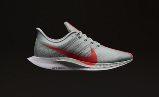 Nike发布新跑鞋:最轻中底,穿上能起飞