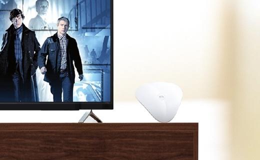 魅族电视盒子,语音操控,还能一键寻找遥控器