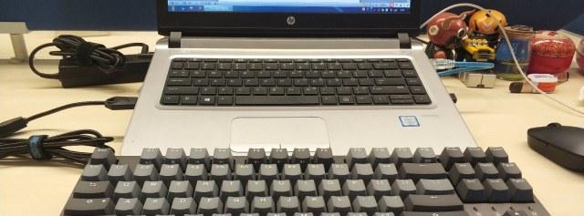 机械键盘初体验:DURGOD Taurus K320机械键盘