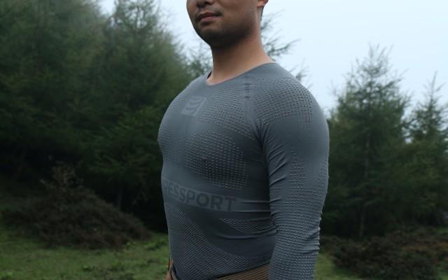 运动中会呼吸的衣服 — COMPRESSPORT开关衣体验